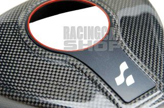 VW Jetta 5 Passat B6 Real Carbon Steering Wheel Cover