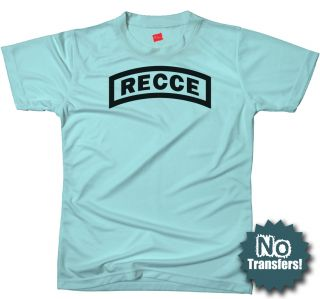 Recce US Ranger Army Recon Military Scout New T Shirt