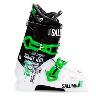 Salomon Ghost 100 Ski Boots Size 28 5 US Size 10 5 2012