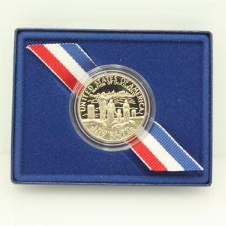 1986 United States Liberty Half Dollar Coin