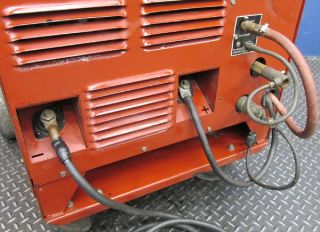 Lincoln Idealarc SP 200 MIG Welder w Wire Feeder