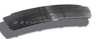 Billet Grille Insert 03 06 Lincoln Aviator Front Grill Combo Aluminum