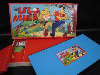 Vintage 1969 LiL Lil Abner Board Game Parker Brothers