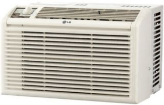 LG LW5011 Window Air Conditioner Cooler 5000 BTU H Cooling Capacity