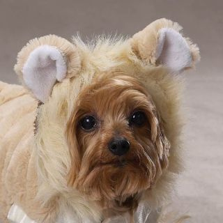 Large Casual Canine Lil Lion Halloween Dog Costume Pet Puppy Clothes