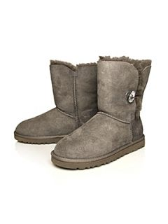 UGG Bailey bling boots Light Grey