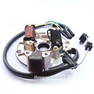 Ignition Magneto Stator Lifan 110cc 125cc Dirt Pit Bike