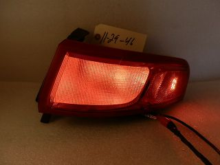 2010 2011 2012 LINCOLN MKT FACTORY OEM RIGHT PASSENGER TAIL LAMP LIGHT