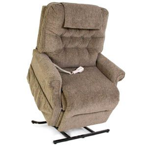 Pride Reclining Lift Chair LC 358XL 3 Position
