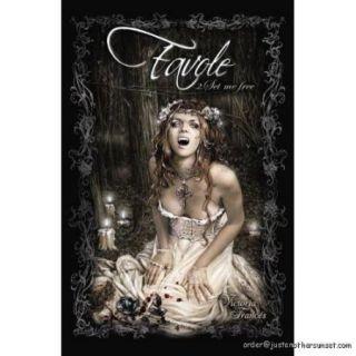 Victoria Frances Favole Book 2 Set Me Free Vampire Goth