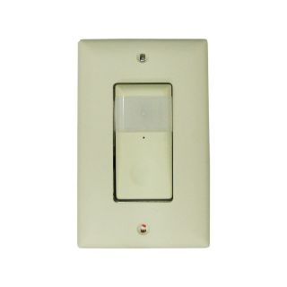 Premium Motion Activated Bedroom Switch Light Almond 120 VAC 500 W Max