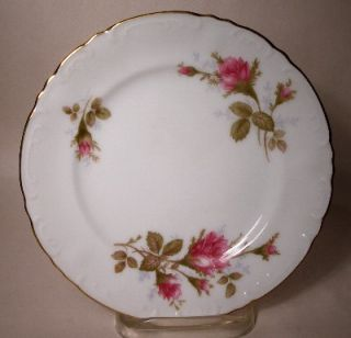 Lipper Mann China Pompadour Rose Bread Butter Plate