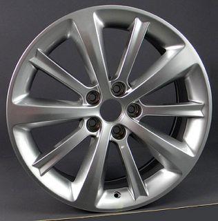 19 Hyper Silver Ford ® Lincoln MKS Wheels Rims