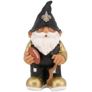 enlarge new orleans saints mini football gnome figurine bring a little