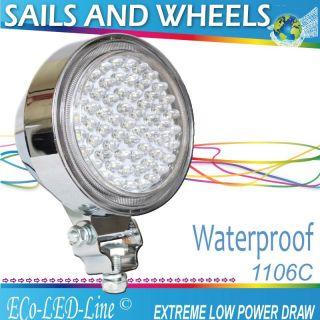 Work Spot Deck Lamp Light Boat Truck Solar Eco LED Line Marine 400 LM