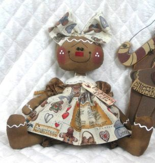 new little gingerbread doll is at ginger creek crossing for 2012 and