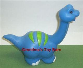 Fisher Price Little People Dino Brontosaurus Dinosaur