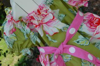 Spring Custom Peasant Top Dress Tunic Boutique Odod BDB