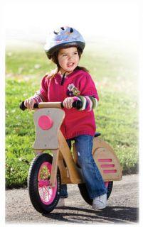Prince Lionheart Kids Wooden Balance Bike Scooter Whirl
