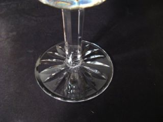 Waterford Lismore White Wine Crystal Glass