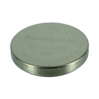 Panasonic CR2450 Lithium 3V Coin Cell Battery DL2450 ECR2450