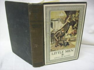Little Women by Louisa M Alcott Illus Birch 1924