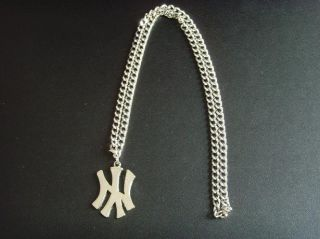 New York Yankees Hip Hop Style Necklace for Jersey