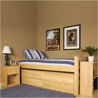 University Loft Graduate Series Extra Long Twin Bed Gradtwin
