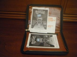 Truck Drivers Equipment Paper Log Book  Used but in GREAT Condition