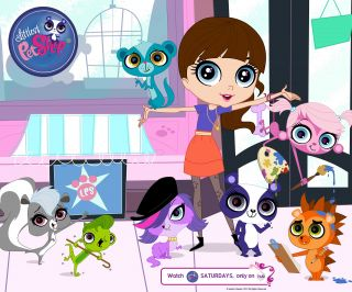Littlest Pet Shop Collectors Zoe Trent Penny Minka Pepper Sunil