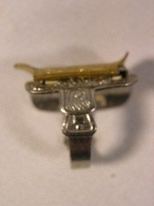 1951 Lone Ranger Two Part Saddle Ring