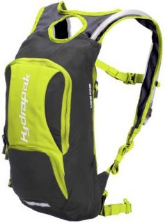 Hydrapak Lone Pine 2013 Hydration Pack BLACK / GREEN Camelbak Style