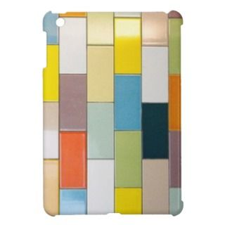 Colored Tiles iPad Mini Case