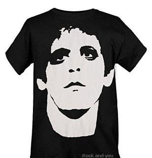 Lou Reed Velvet Underground Rock T Shirt XL NWT