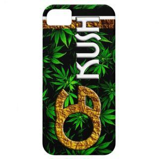 OG Kush Strain Case iPhone 5 Case