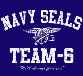 574 TEAM6 US Navy Seals Funny Osama Bin Laden Men Shirt