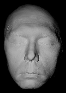 Lou Diamond Phillips Life Mask Face Life Cast in Light Weight White