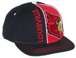 Louisville Cardinals UL Ville Hype Vintage Snapback Adjustable Hat Cap