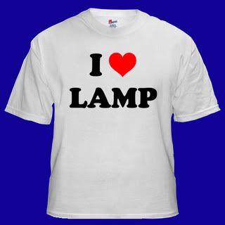 Love Lamp Funny Anchorman Movie Cool T Shirt s M L XL