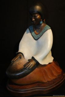 Native American Art Santa FE Listed Artist Loretto Pueblo Raylc