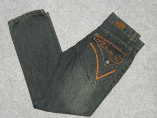 New Boys NBN Gear Jeans Size 10 12 16