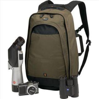 Lowepro Scope Travel 200 AW Backpack Bag Digital Camera Spotting