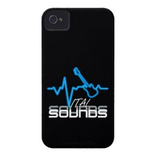 Vital Sounds Electric Guitar Case Mate iPhone 4 Cases