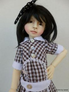 MSD Like Wiggs Lasher Connie Lowe Winona BJD Mini Super Dollfie Doll