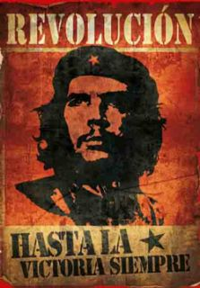 New Che Guevara Cloth Poster Flag Vintage