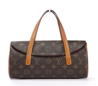 Louis Vuitton Monogram Canvas Sonatine Bag