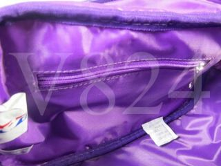 NBA Los Angeles Lakers Handbag Tote Purse Bowler Bag