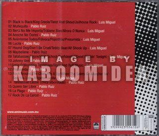Luis Miguel Pablo Ruiz Tambien Fuimos Rebeldes CD New