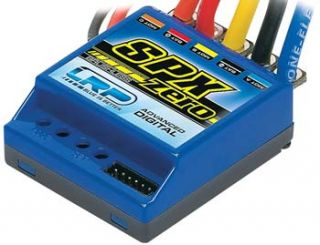 Team Associated LRP80705 LRP SPx Zero Sensored Brushless ESC