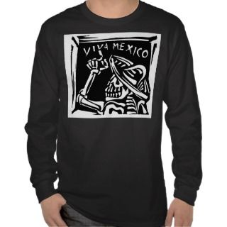 Viva Mexico  Mexicos Day of the Dead Tshirts